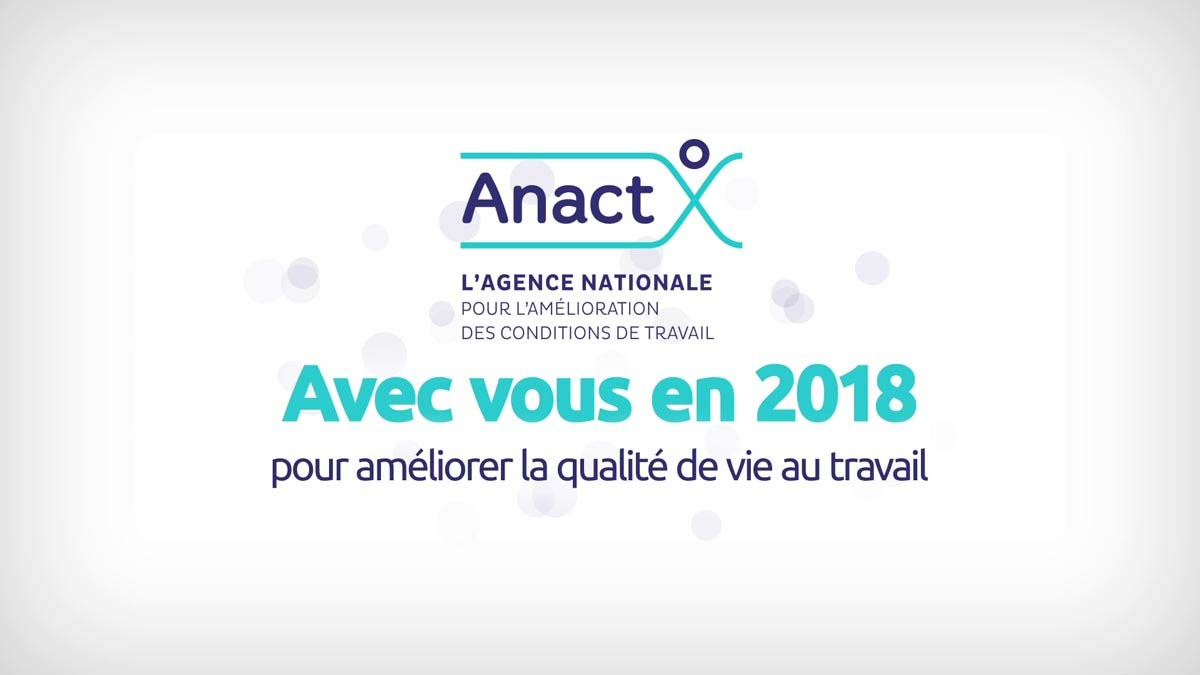 Agence Comete création Animation Vœux QVT : Animation pour Voeux Anact