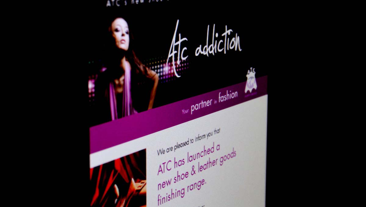 Création Newsletter / Display ATC - Campagne addiction Lyon