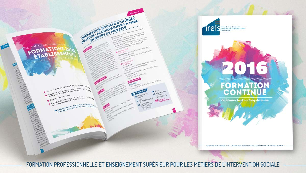 IREIS - Catalogue de formation 2016 - IREIS