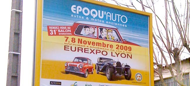 Epoqu'Auto - salon 2009