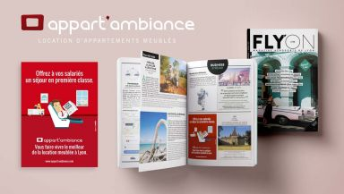 Appart Ambiance - Campagne de communication - Appart Ambiance