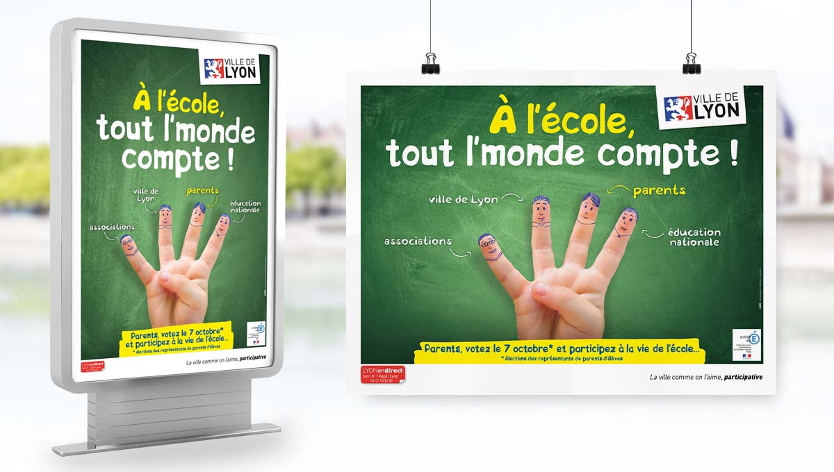Agence Comete Création  Campagne